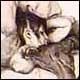 Sans-titre (nu à la patte en l'air) - Caroselli