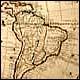 Hémisphère Occidental, Delisle-1724 - * Cartes / Map