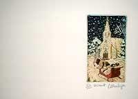 Minuit (wish card) - Montoya, Claude