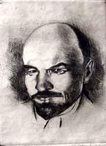 Lenin - Betlerheim